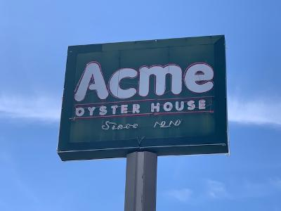 Acme Oyster House, Metairie, LA Report#419